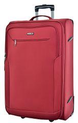 D&N Cestovní kufr d&n 2W L red