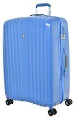 Dielle Cestovní kufr Dielle 4W L Blue