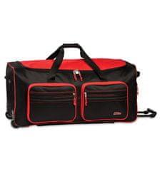 Southwest Cestovní taška Southwest 2W XXL black/red