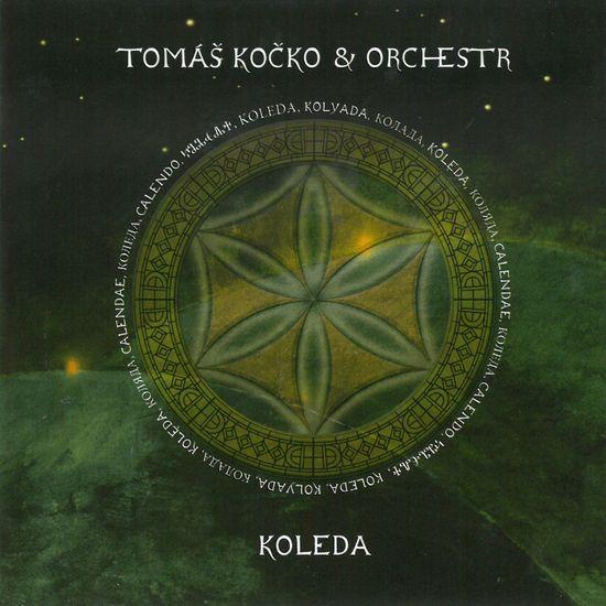 Kočko Tomáš & Orchestr: Koleda - CD
