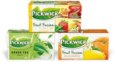 Pickwick mix ovocných čajů a zelený čaj