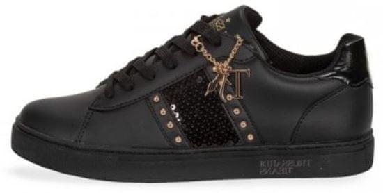 Trussardi Jeans dámske tenisky 79A00474-9Y099999 37 čierna
