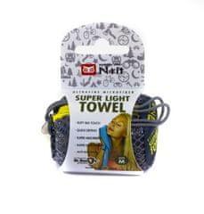 N-Rit Fitness ručník Tmavě modrý