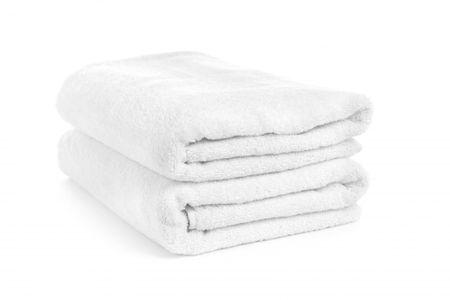 Lagea brisača, 500 g, 70 x 140 cm, bela