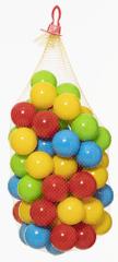 Dohany Játék labdák hálóban 60db