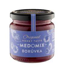 Melicante MEDOMIX Směs medu s borůvkou 250g