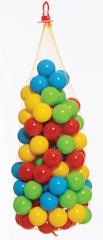 Dohany Igralne žogice v mreži, 100 kosov