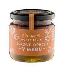 Melicante MEDOMIX Lískové ořechy v medu 250g