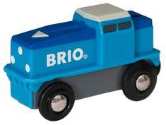 Brio WORLD 33130 Teretna lokomotiva na baterije