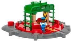 Brio WORLD 33476 želježnička pruga s figurom