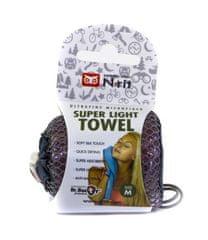N-Rit Fitness ručník Purpurový