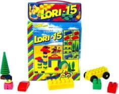 Lori Toys Stavebnica Lori 15 ZOO