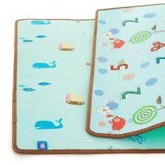 Petite&Mars Játszószőnyeg Joy 180 x 150 x 1cm