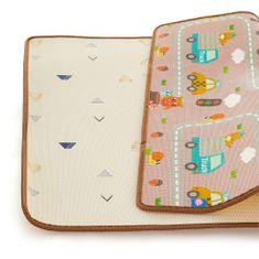 Petite&Mars Játszószőnyeg Joy 180 x 200 x 1 cm