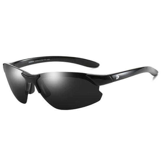 Dubery Shelton 1 slnečné okuliare, Black / Black
