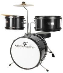 Soundsation JDK313 Black Dětská bicí souprava
