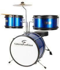 Soundsation JDK313 Blue Dětská bicí souprava