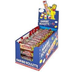 Haribo Roulete - želé rulička 25x25g