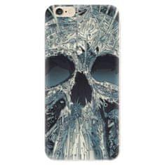 iSaprio Silikónové puzdro - Abstract Skull pre Apple iPhone 6