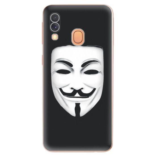 iSaprio Silikónové puzdro - Vendeta pre Samsung Galaxy A40