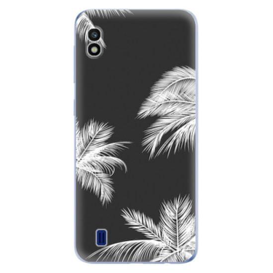 iSaprio Silikonové pouzdro - White Palm pro Samsung Galaxy A10