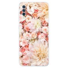 iSaprio Silikónové puzdro - Flower Pattern 06 pre Samsung Galaxy A50