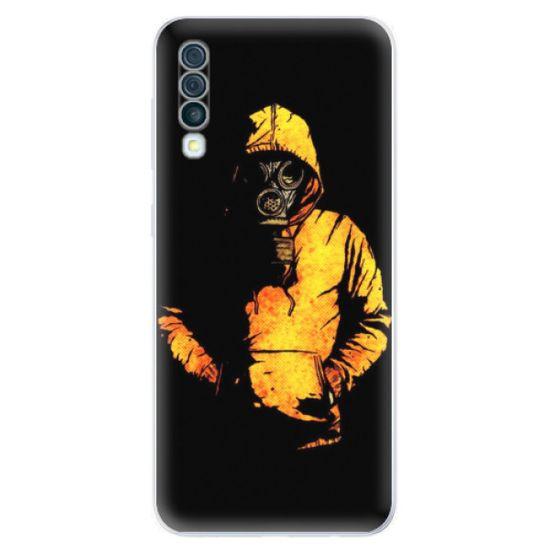 iSaprio Silikónové puzdro - Chemical pre Samsung Galaxy A50