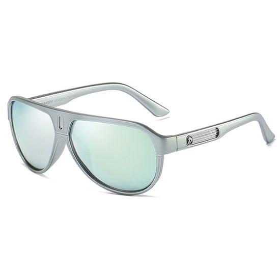 Dubery Madison 8 slnečné okuliare, Silver / Silver