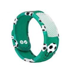 PARA'KITO Dětský náramek Fotbal + 2 náplně