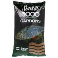 Sensas Kŕmenie 3000 Gardons 3 kg - Plotica