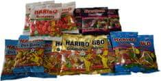 Haribo želé bonbony 15ks x 100g