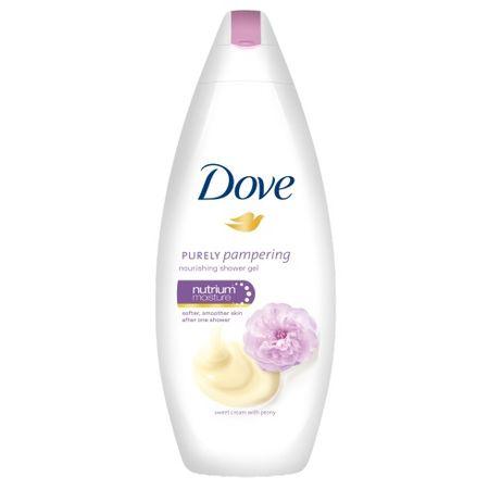 Dove Purely Pampering gel za tuširanje, 250ml