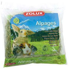 Zolux Alpské prémiové seno 500g