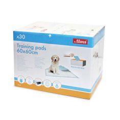 LES FILOUS PET PADS 60x60cm 30ks plienky pre šteňatá