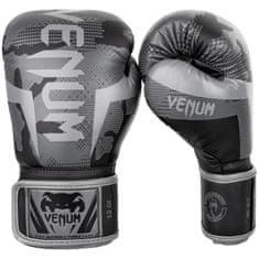 """VENUM Boxerské rukavice """"Elite"""", šedý maskáč 12oz"""