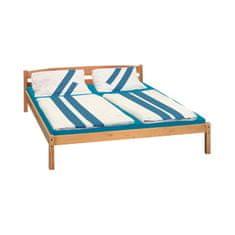 IDEA nábytek nábytek Dvoulůžko 804 lakované 140x200