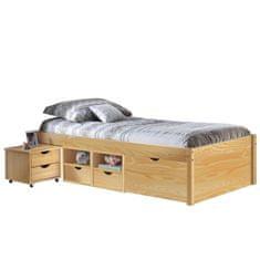 IDEA nábytek Multifunkční postel CLAAS 90x200 cm
