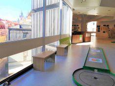 Hra minigolfu - Bejby do 12 let (Děti do 100 cm hrají zdarma)