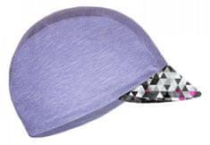 Unuo Dievčenská funkčná čiapka so šiltom UV 50+ Metricon