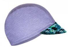 Unuo Chlapčenská funkčná čiapka so šiltom UV 50+ Veľryby