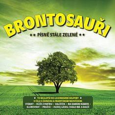 Brontosauři: Písně stále zelené (2x CD) - CD