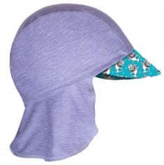 Unuo Chlapčenská funkčná čiapka s plachtičkou UV 50+ Žraloci