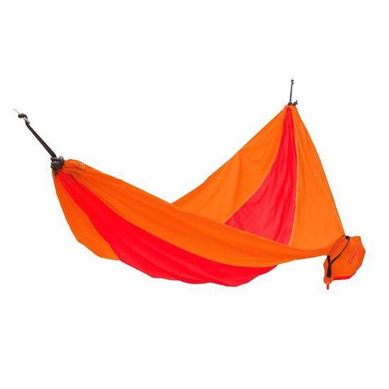 King Camp Hojdacia sieť Parachute - oranžovo-červená