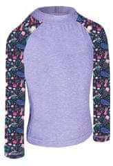 Unuo Dievčenské funkčné tričko UV 50+ Morský svet