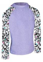 Unuo Dievčenské funkčné tričko UV 50+ Metricon