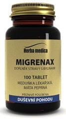 HerbaMedica Migrenax 50 g - 100 tabliet
