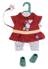 BABY born Little sportska odjeća za lutku, crvena, 36 cm