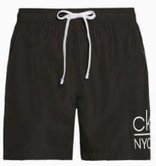Calvin Klein Męskie szorty kąpielowe KM0KM00440 Medium Drawstring