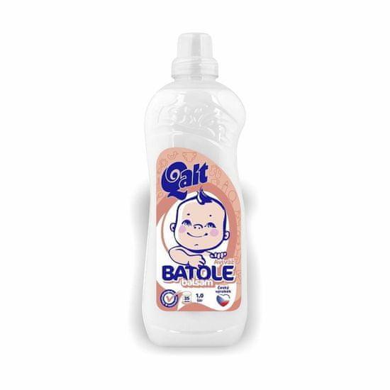 BATOLE Qalt Batole Balsam jemná aviváž, 35 praní 1 l