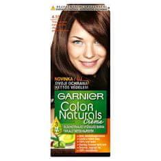 Garnier Garnier Color Naturals Crème dlouhotrvající vyživující barva tmavá ledová mahagonová 4.15